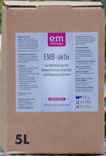 EMB-aktiv 5 Liter Bag in Box